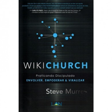 WIKICHURCH PRATICANDO DISCIPULADO - STEVE MURRELL