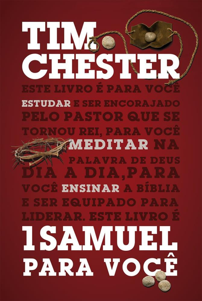 1 SAMUEL PARA VOCE - TIM CHESTER