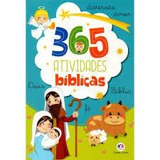 365 ATIVIDADES BIBLICAS - TODOLIVRO