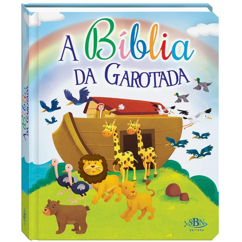 A BIBLIA DA GAROTADA - TODOLIVRO