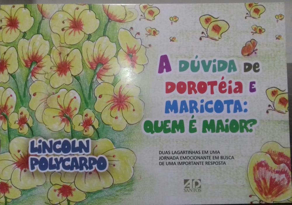 A DUVIDA DE DOROTEIA E MARICOTA QUEM E MAIOR - LINCOLN POLYCARPO