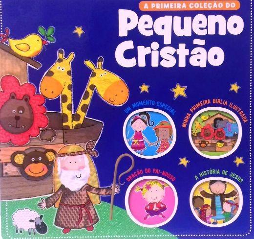 A PRIMEIRA COLECAO DO PEQUENO CRISTAO - LARA EDE