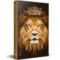 BIBLIA KING JAMES ATUALIZADA CP DURA - LEAO KING MARROM