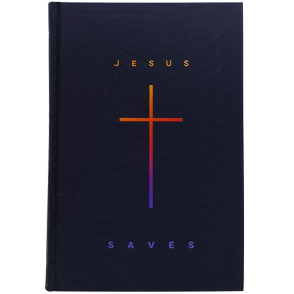BIBLIA NA ILUSTRADA CP DURA - JESUS SAVES