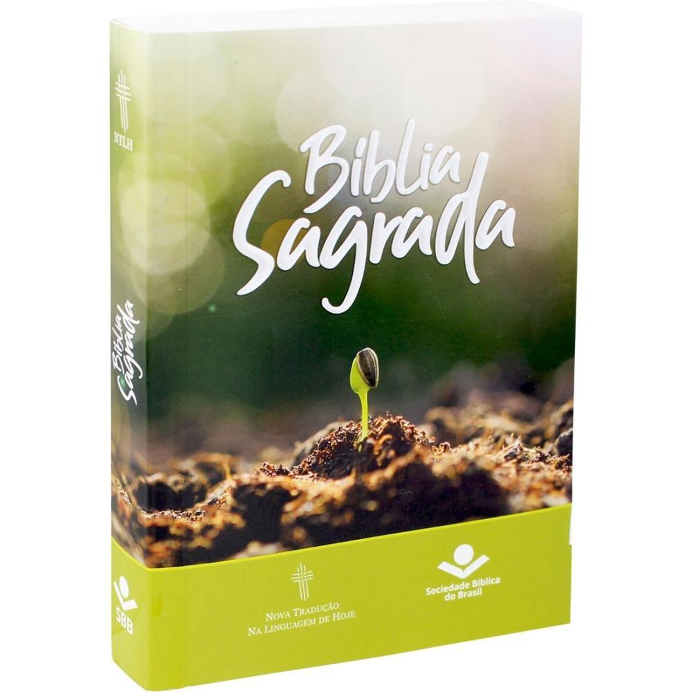 BIBLIA NTLH MISSIONARIA CP BROCHURA - SEMENTE