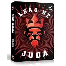 BIBLIA NVI CP DURA LEAO DE JUDA - PRETA