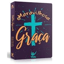 BIBLIA NVI CP DURA MARAVILHOSA GRACA - AZUL