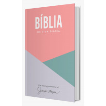 BIBLIA NVI DE ESTUDO JOYCE MEYER CP DURA - GEOMETRICA
