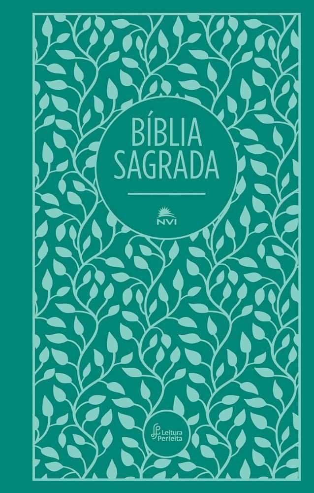 BIBLIA NVI LEITURA PERFEITA CP DURA - TECIDO