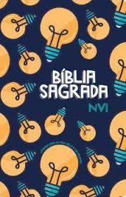 BIBLIA NVI NOVA ORTOGRAFIA LETRA GRANDE - LAMPADA