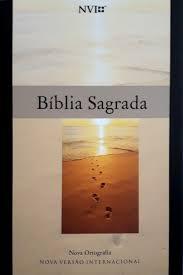 BIBLIA NVI NOVA ORTOGRAFIA - NEUTRA