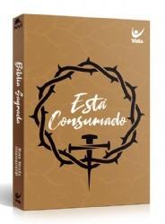 BIBLIA NVI POPULAR CP BROCHURA - ESTA CONSUMADO