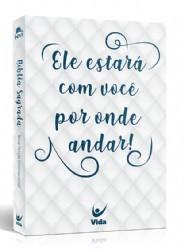BIBLIA NVI POPULAR CP BROCHURA - ELE ESTARA COM VOCE
