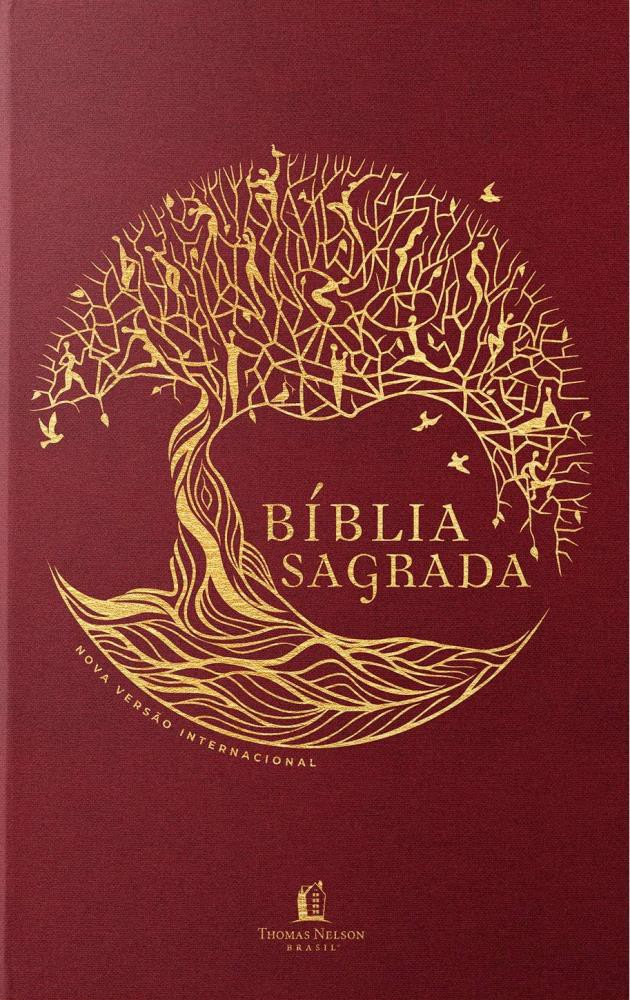 BIBLIA NVI SAGRADA CP DURA  - ARVORE DA VIDA