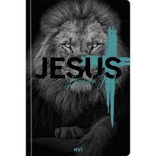 BIBLIA NVI SAGRADA CP DURA - LEAO DE JUDA