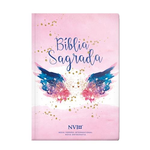 BIBLIA NVI SAGRADA LETRA GRANDE CP ESPECIAL - ASAS DO PENSAMENTO