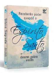 BIBLIA NVI SEMI LUXO - ESPIRITO SANTO