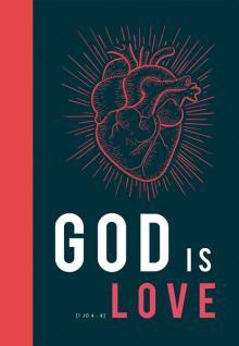 BIBLIA NVT LETRA NORMAL CP DURA - GOD IS LOVE
