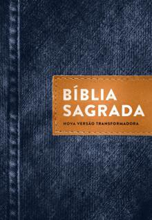BIBLIA NVT LETRA NORMAL CP DURA - MC JEANS