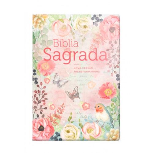 BIBLIA NVT SAGRADA LETRA GRANDE CP SEMI LUXO - VIRTUOSA