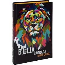 BIBLIA RC AFINIDADE JOVEM IMPACTAR CP DURA - LEAO