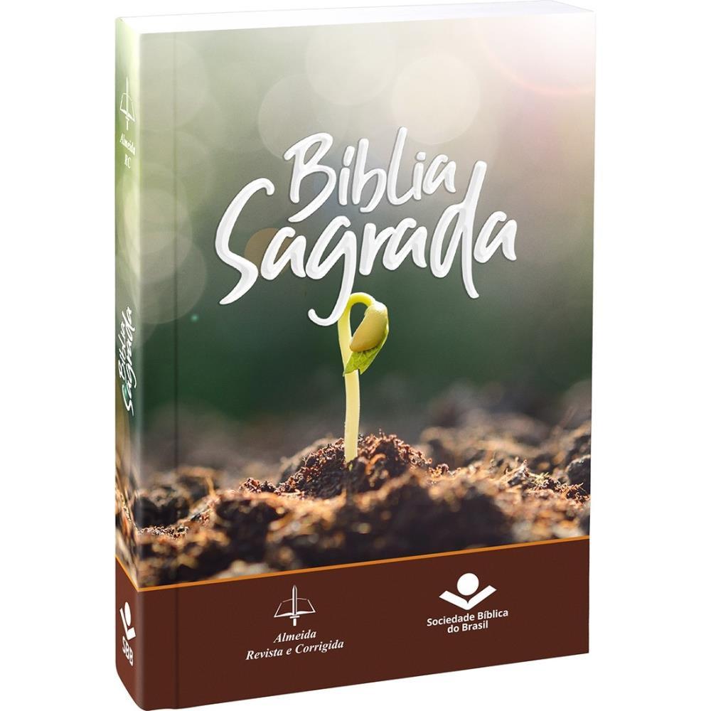 BIBLIA RC MISSIONARIA CP BROCHURA - SEMENTE