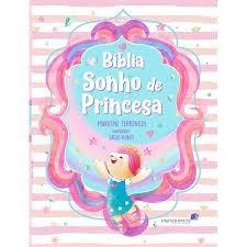 BIBLIA SONHO DE PRINCESA - MARILENE TERRENGUI