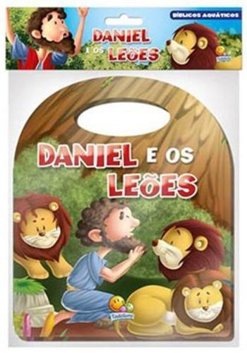 BIBLICOS AQUATICOS COM ALCA - DANIEL E OS LEOES
