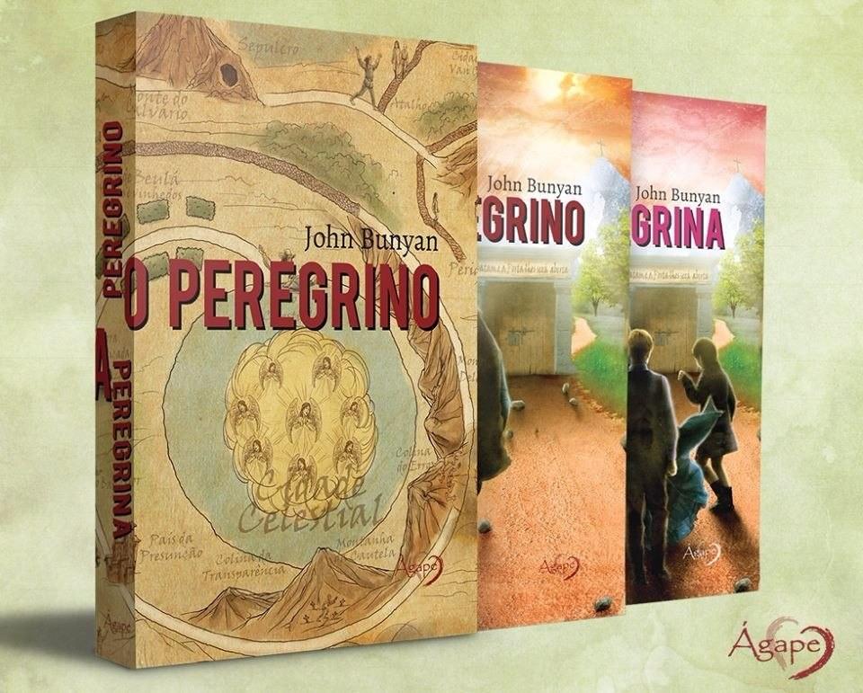 BOX O PEREGRINO A PEREGRINA - JOHN BUNYAN