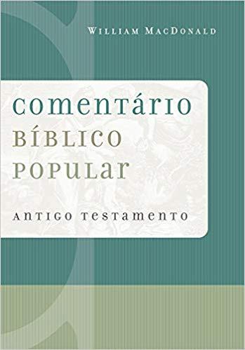 COMENTARIO BIBLICO POPULAR AT - WILLIAM MACDONALD