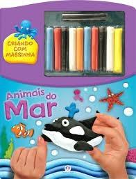 CRIANDO COM MASSINHA - ANIMAIS DO MAR CIRANDA CULTURAL