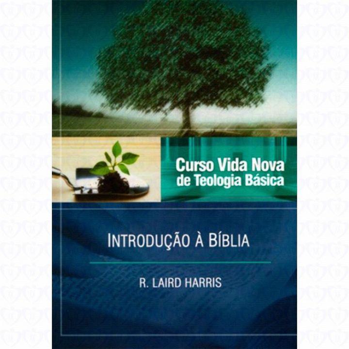 CURSO BASICO VIDA NOVA VOL 1 - INTRODUCAO A BIBLIA - R LAIRD HARRIS