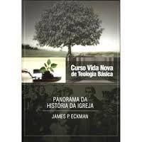 CURSO BASICO VIDA NOVA VOL 4 - PANORAMA DA HISTORIA - JAMES P ECKMAN
