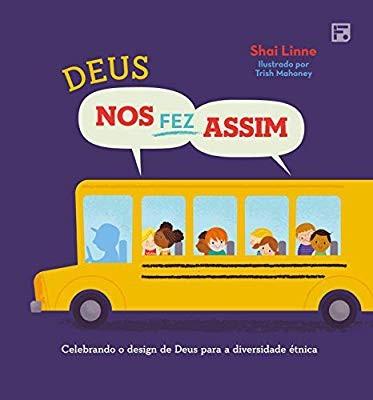 DEUS NOS FEZ ASSIM - SHAI LINNE