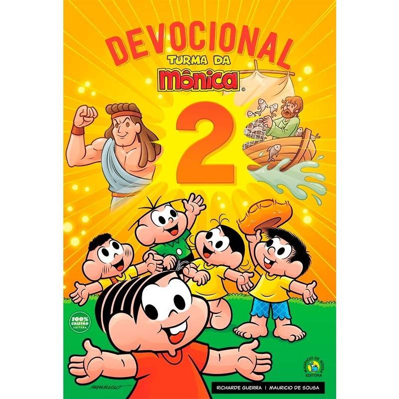 DEVOCIONAL TURMA DA MONICA VOL II - RICHARDE GUERRA