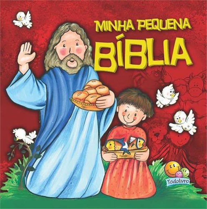 DIA A DIA COM DEUS - MINHA PEQUENA BIBLIA