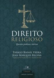 DIREITO RELIGIOSO QUAESTOES PRATICAS - THIAGO RAFAEL