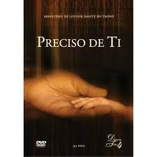 DT004 PRECISO DE TI DVD