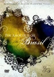 DT009 POR AMOR DE TI OH BRASIL DVD