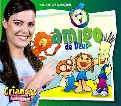 DT2 CRIANCAS  AMIGO DE DEUS CD