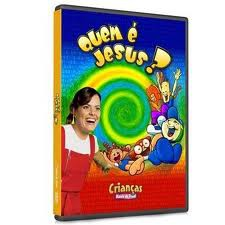 DT3 CRIANCAS  QUEM E JESUS DVD