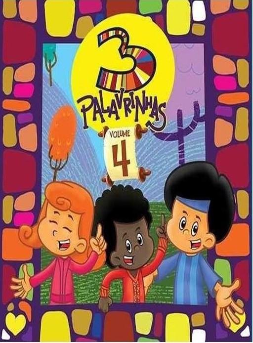 DVD 3 PALAVRINHAS - VOL IV