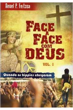 FACE A FACE COM DEUS VOL 1 - REVEL P FEITOSA