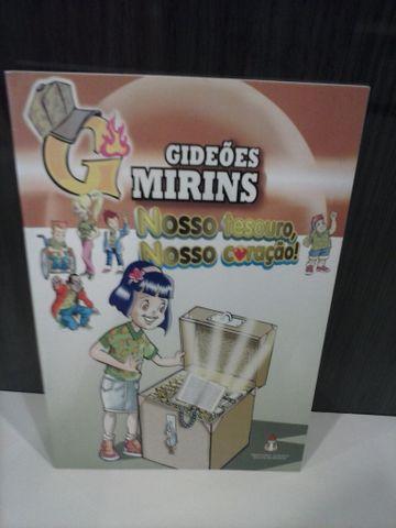 GIDEOES MIRINS NOSSO TESOURO NOSSO CORACAO