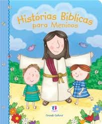 HISTORIAS BIBLICAS PARA MENINOS ED NOVA - CIRANDA