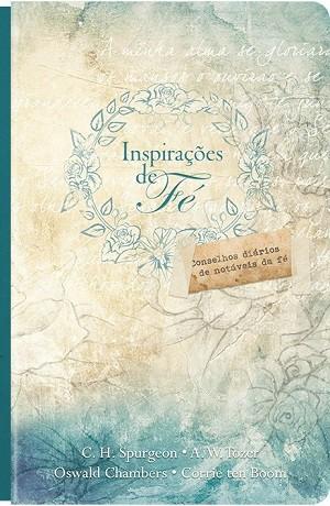 INSPIRACOES DE FE - CHARLES H SPURGEON