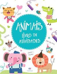 LIVRO DE ATIVIDADES - ANIMAIS