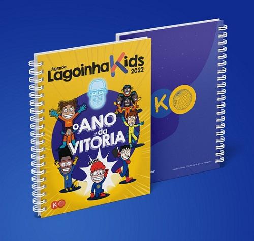 LIVRO LAGOINHA KIDS 2022