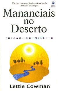 MANANCIAIS NO DESERTO ED BOLSO - LETTIE COWMAN
