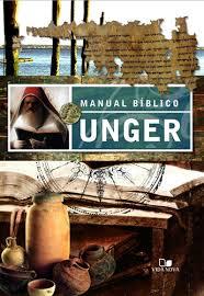 MANUAL BIBLICO UNGER BROCHURA - MERRILL FREDERICK